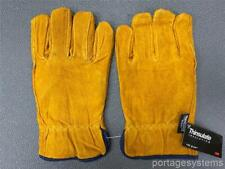Westchester Protective Gear 3m Insulated Leather Work Gloves