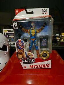 WWE Mattel Elite Rey Mysterio figure series 88 boxed from 99p Dominik Mysterio