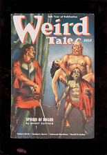 Weird Tales 7/1938 in Fine- condition GGC (pulp)