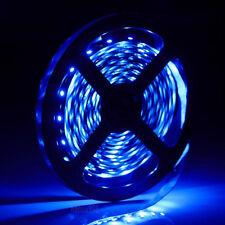 STRISCIA LED colore blu SMD 60 LED 1M 1 METRO - Altissima luminosità -