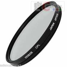 58mm CPL Lens Glass Filter Circular Polarizer Cir Polarizing PL-Cir C-PL MC New