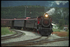 578043 BIANCO PASS e Yukon Ferrovia a skagway ALASKA A4 FOTO STAMPA