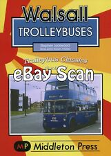 Trolleybus Book Middleton Press  Walsall Trolleybuses - № 31