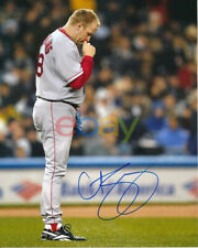 Curt Schilling NLCS BLOODY SOCK RED SOX Signed Autographed 8x10 Photo reprint