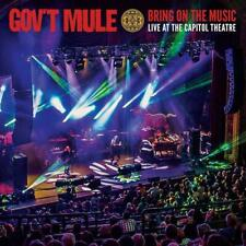 GOV'T MULE BRING ON THE MUSIC LIVE AT THE CAPITOL THEATRE 2 CD (June 28th 2019)