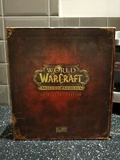 World Of Warcraft Mists Of Pandaria Collector's Edition Boxset - NEW