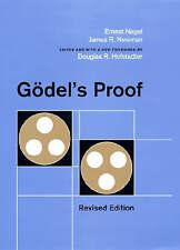 Godel's Proof by Ernest Nagel, James R. Newman (Hardback, 2001)
