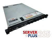 Dell PowerEdge R630 Server, 2x E5-2640 V3 2.6GHz 8Core, 64GB, 4x Tray, H730