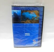 New Padi Dvd: Wreck Diving Scuba training Video