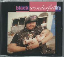 BLACK - WONDERFUL LIFE / SWEETEST SMILE / THE BIG ONE / FEEL LIKE CHANGE 1994 CD