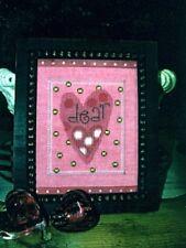 Dear Heart - Ewe & Eye & Friends - New Chart