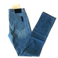 J-3015114 New Brioni Bluette Pocket Blue Jeans Trousers Pants Size US 35