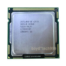 Intel Xeon X3470 Quad-Core CPU Processor 2.93 GHz 2.5 GT/s LGA1156/Socket H1