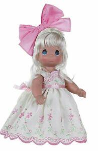 """Precious Moments 12"""" Doll ALWAYS A TOMORROW - BLONDE - Doll"""