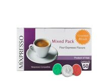50 Count Nespresso (Original line) Compatible Capsules by Mixpresso - From Italy