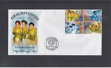 Papua New Guinea 2010 Girl Guides Centenary First Day Cover FDC