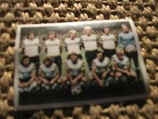 RWD MOLENBEEK TEAM CARD 1975/76 FOOTBALL FRENCH ALBUM NO PANINI FIGURINA 75/76