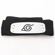 Naruto Uchiha Itachi Black Leaf Village Konoha Ninja Headband Cosplay Anime Hot