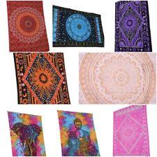 Decoración de pared Hippie Tapices Bohemio Mandala Tapestry Wall Hanging indio Tirar