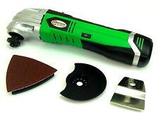 Multi-Tool 12v Li-ion 1300mah MULTIFUNZIONE strumento smerigliatrice multi-Batteria Sega i36