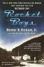 Rocket Boys by Homer Hickam (Early US Space Program, Amateur Rocketry)