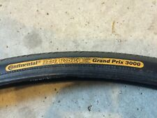 Continental Grand Prix 3000 700x23 Road Bike Tire 700c x 23 mm