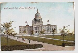 RHODE ISLAND 884 -PROVIDENCE -Rhode Island State House