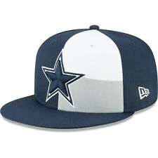 DALLAS COWBOYS NFL OFFICIAL DRAFT ON-STAGE NEW ERA 59FIFTY FITTED HAT/CAP NWT