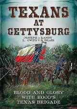 Texans at Gettysburg: Blood and Glory with Hood's Texas Brigade, , Drais, Randy