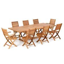 Tavolo in legno da esterno allungabile 180/260 da esterno arredo giardino  ester
