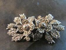 Amethyst Silver Vintage Fine Jewellery (1950s)