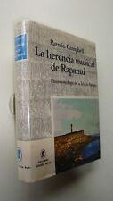 1971, LA HERENCIA MUSICAL DE RAPANUI, Easter Island folk music history, Campbell