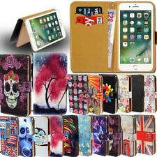 Leather Wallet Stand Cover Case For Apple iPhone 345678/Itouch 3456