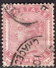 GB UK 1880/1 STAMP Sc. # 81 USED 2d