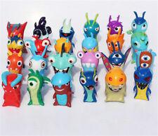 24Pcs/Set Slugterra PVC Figure Toys Doll Collection Gift