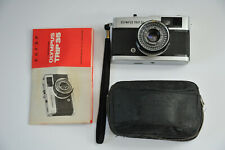 Olympus TRIP 35 Film TESTED Camera JAPAN Lomography Zuiko f/2.8 40mm RANGEFINDER