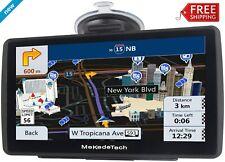 Gps Semi Truck Commercial Driver Big Rig Accessories Navigation System Trucker