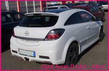Opel Astra H mk5 3 door rear/ROOF BECQUET (2005-2010)