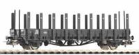 Piko 54646 HO Gauge Classic NS S-LWR 84008 Stake Wagon III