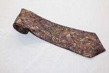 KR3312 walbusch  Krawatte  Mehrfarbig gemustert