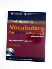 Cambridge English Vocabulary for IELTS Advanced with answers Self-Study