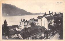 6135) GHIFFA (LAGO MAGGIORE,VERBANIA) CASA DI CURE NATURALI, DAL PARCO. VG 1938.
