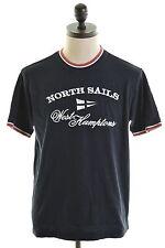 NORTH SAILS T-Shirt maglietta in cotone consistente Mis. L