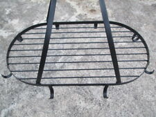 Wrought Iron pot rack hanging style for kitchen.
