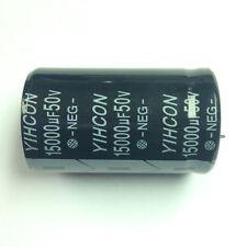 Electrolytic Capacitor Cylindrical Type 50V 15000uF Radial Repair Easy DIY