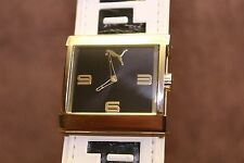 Puma Watch with 2 Interchangable Bands New Battery Works Great lot