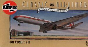 Airfix 1/144 Dan-Air de Havilland Comet 4B