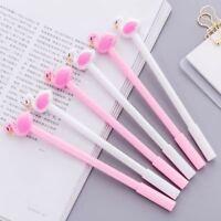 Cute Kids Gift Stationery School Office Supplies Flamingo Gel Pen Neutral Pen