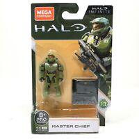 Mega Construx Halo Infinite Master Chief Figure Series 13 Pro Builders GVP37 NEW