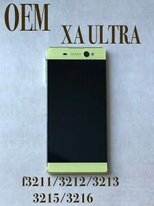 Sony Xperia XA Ultra LCD Touchscreen F3211 3212 3213 3215 3216 OEM
